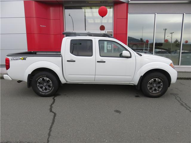 2018 Nissan Frontier PRO-4X (Stk: 8T0993A) in Nanaimo - Image 2 of 9