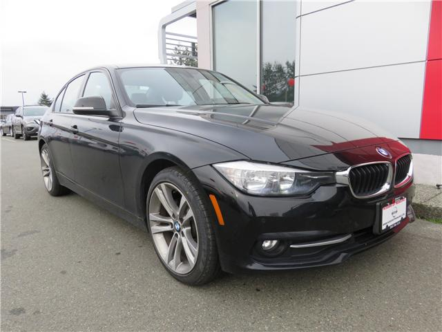 2016 BMW 320i xDrive (Stk: P0075) in Nanaimo - Image 1 of 9