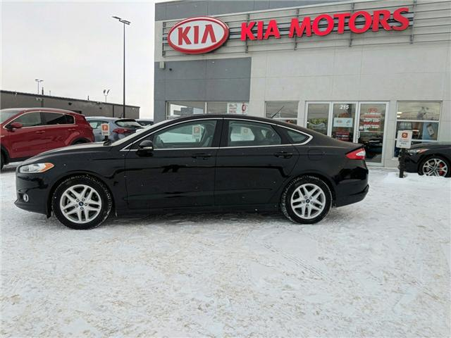 2016 Ford Fusion SE (Stk: 38034A) in Prince Albert - Image 2 of 8