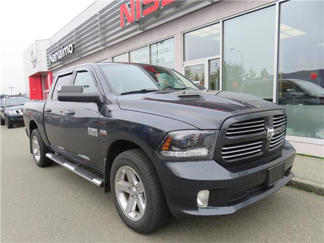 2015 RAM 1500 Sport (Stk: 8R9500A) in Nanaimo - Image 1 of 9