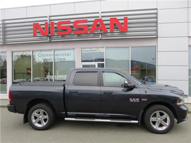 2015 RAM 1500 Sport (Stk: 8R9500A) in Nanaimo - Image 2 of 9