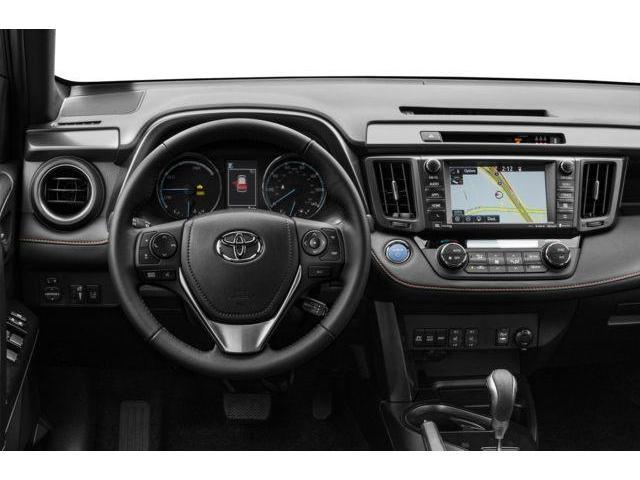 2018 Toyota RAV4 Hybrid SE (Stk: 182543) in Kitchener - Image 4 of 9