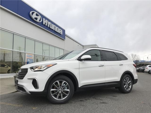 2019 Hyundai Santa Fe XL Luxury (Stk: H97-8142) in Chilliwack - Image 1 of 12