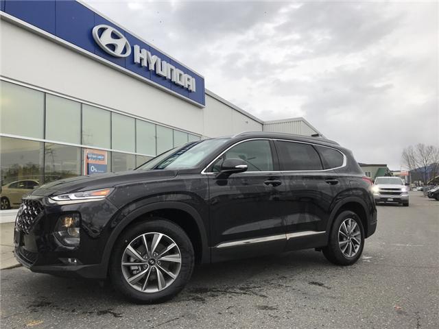 2019 Hyundai Santa Fe Preferred 2.4 (Stk: H97-6842) in Chilliwack - Image 1 of 11