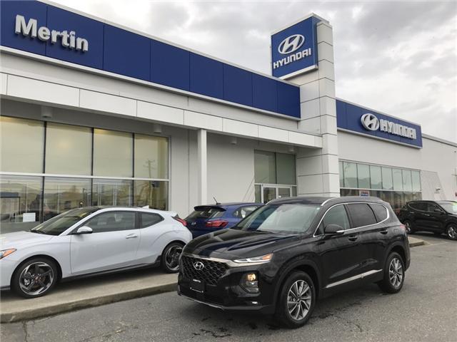 2019 Hyundai Santa Fe Preferred 2.4 (Stk: H97-6842) in Chilliwack - Image 2 of 11