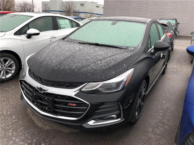 2019 Chevrolet Cruze LT (Stk: 119911) in BRAMPTON - Image 1 of 5