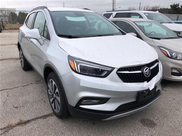 2019 Buick Encore Essence (Stk: 758458) in BRAMPTON - Image 1 of 4