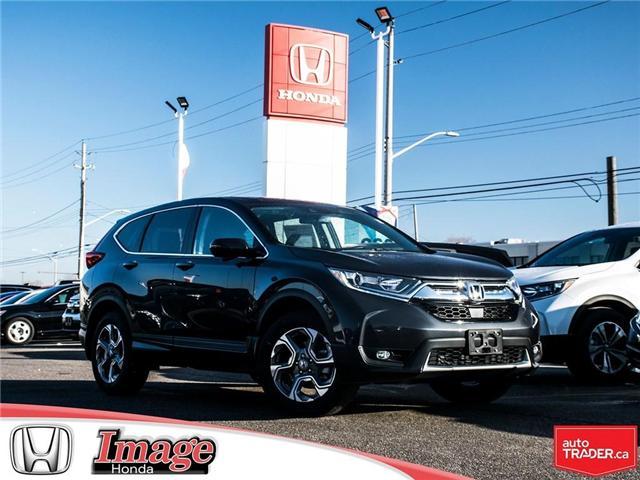 2019 Honda CR-V EX-L (Stk: 9R132) in Hamilton - Image 1 of 19