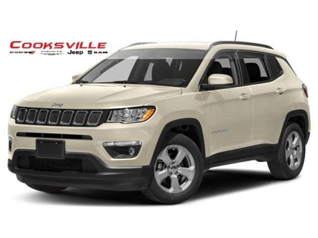 2019 Jeep Compass Limited (Stk: KT666710) in Mississauga - Image 1 of 1
