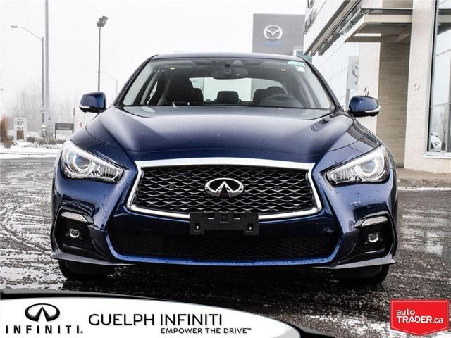 2019 Infiniti Q50 3.0T Sport (Stk: I6808) in Guelph - Image 2 of 24