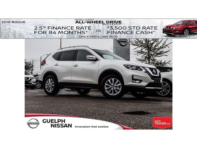 2018 Nissan Rogue SV (Stk: N19275) in Guelph - Image 1 of 1