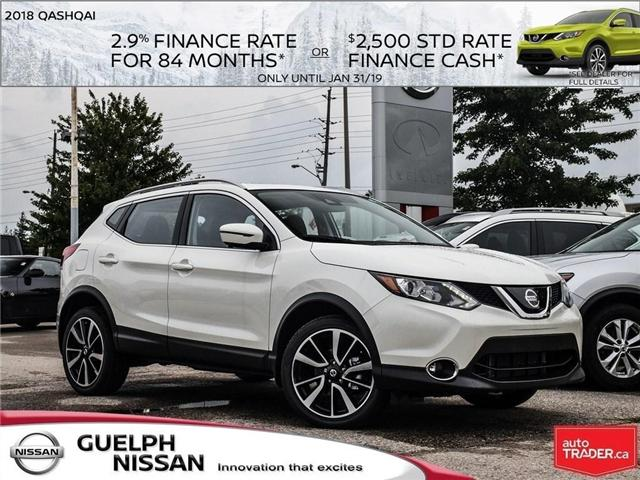 2018 Nissan Qashqai SL (Stk: N19661) in Guelph - Image 1 of 5