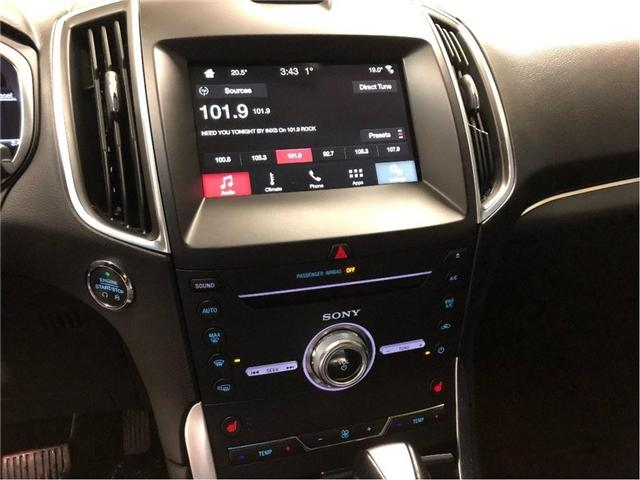 2017 Ford Edge Titanium (Stk: b64612) in NORTH BAY - Image 16 of 30
