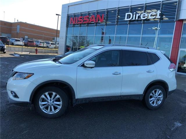 2016 Nissan Rogue SV TECH DEMO | NAVIGATION | ONLY $189 BI WEEKLY (Stk: N2029) in Mississauga - Image 2 of 18
