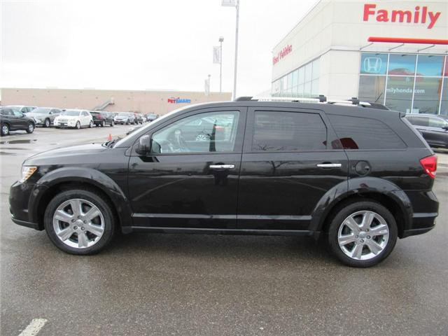 2013 Dodge Journey R/T, FULLY SAFETY CERTIFIED! (Stk: 8148746A) in Brampton - Image 2 of 27