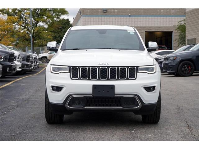 2018 Jeep Grand Cherokee LIMITED| NAV| PANORAMIC SUNROOF| TRAILER TOW GRP (Stk: NOU-459408-J1121) in Burlington - Image 2 of 30