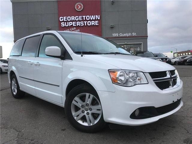 2017 Dodge Grand Caravan Crew | CAPTAINS| DUAL CLIMATE |REAR AIR (Stk: DR426) in Georgetown - Image 2 of 30