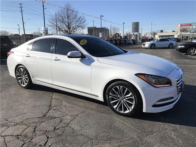 2016 Hyundai Genesis 3.8 Premium (Stk: 181302a) in Windsor - Image 1 of 12