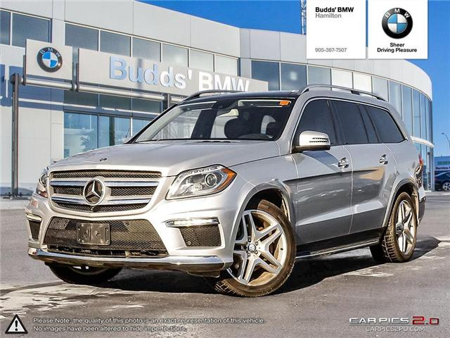 2014 Mercedes-Benz GL-Class Base (Stk: B72288A) in Hamilton - Image 1 of 27