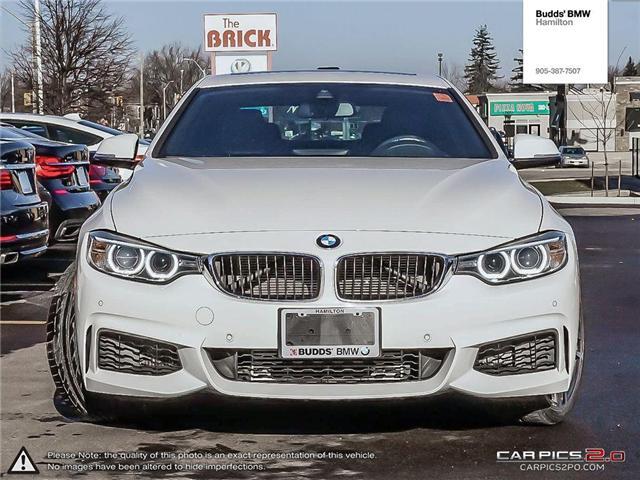 2015 BMW 435i xDrive (Stk: B20319PA) in Hamilton - Image 2 of 25