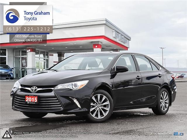 2015 Toyota Camry XLE (Stk: E7643) in Ottawa - Image 1 of 29