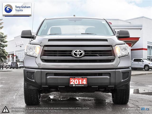 2014 Toyota Tundra SR 4.6L V8 (Stk: 56157A) in Ottawa - Image 2 of 27