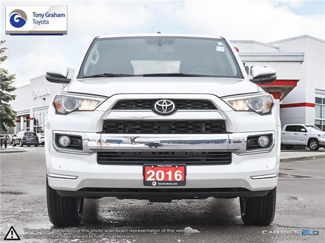 2016 Toyota 4Runner SR5 (Stk: E7692) in Ottawa - Image 2 of 29