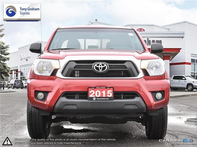 2015 Toyota Tacoma V6 (Stk: D11412A) in Ottawa - Image 2 of 27