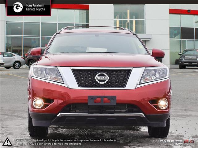 2014 Nissan Pathfinder  (Stk: 88871A) in Ottawa - Image 2 of 27