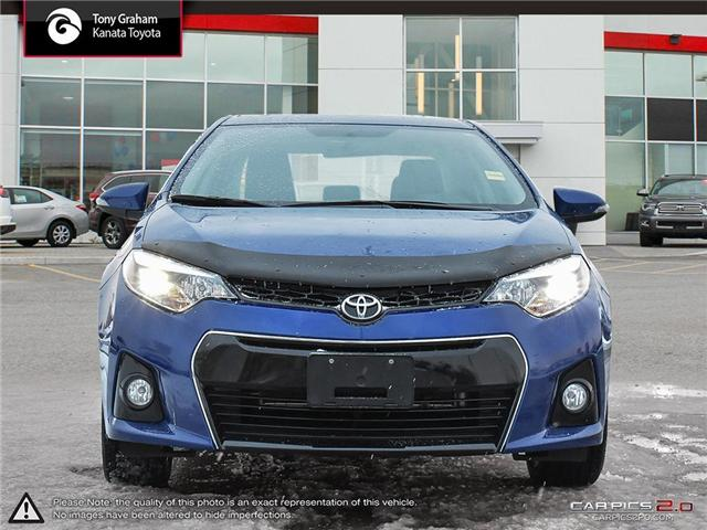 2015 Toyota Corolla S (Stk: M2576) in Ottawa - Image 2 of 28