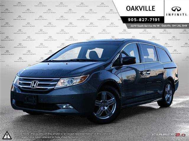 2012 Honda Odyssey Touring (Stk: Q19102A) in Oakville - Image 1 of 20