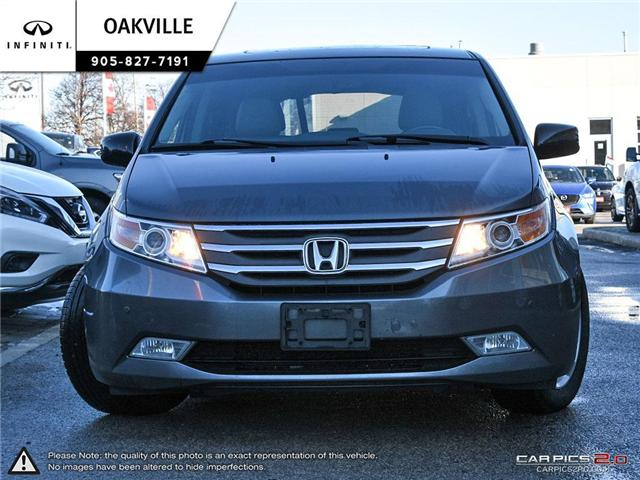 2012 Honda Odyssey Touring (Stk: Q19102A) in Oakville - Image 2 of 20