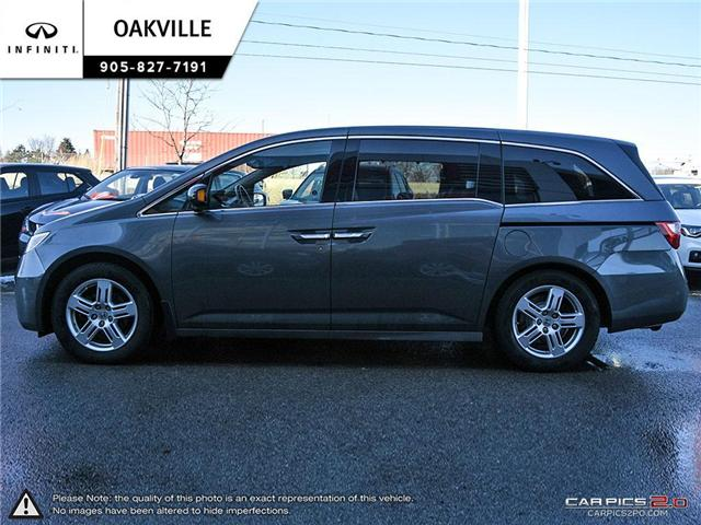 2012 Honda Odyssey Touring (Stk: Q19102A) in Oakville - Image 3 of 20