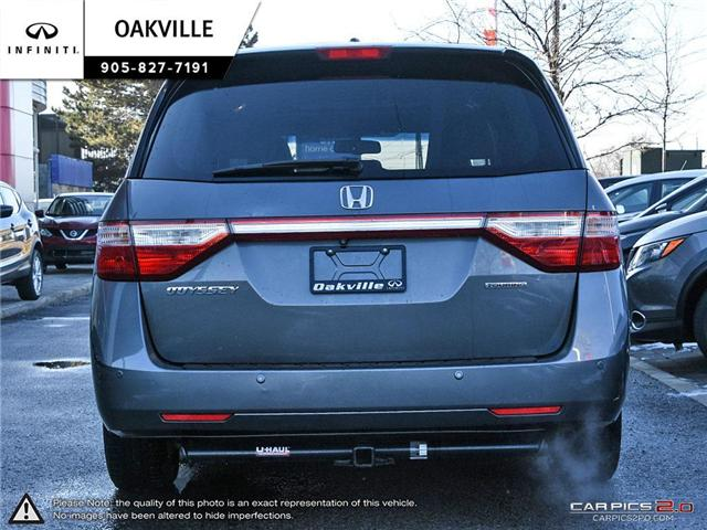 2012 Honda Odyssey Touring (Stk: Q19102A) in Oakville - Image 5 of 20