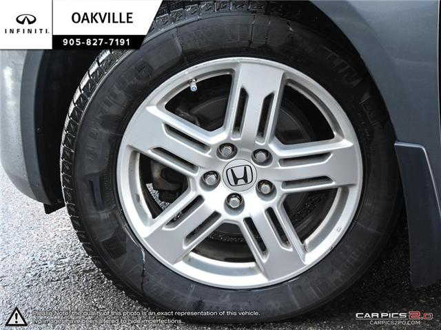2012 Honda Odyssey Touring (Stk: Q19102A) in Oakville - Image 6 of 20