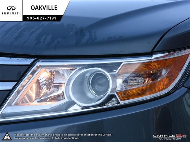 2012 Honda Odyssey Touring (Stk: Q19102A) in Oakville - Image 9 of 20