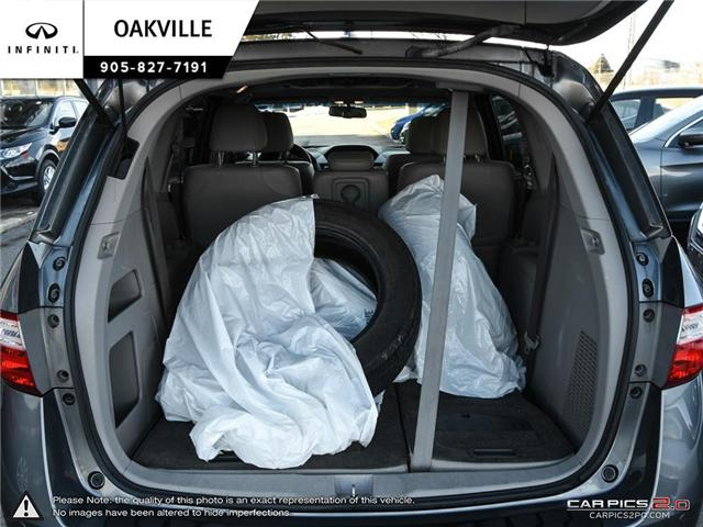 2012 Honda Odyssey Touring (Stk: Q19102A) in Oakville - Image 10 of 20