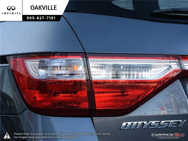 2012 Honda Odyssey Touring (Stk: Q19102A) in Oakville - Image 11 of 20