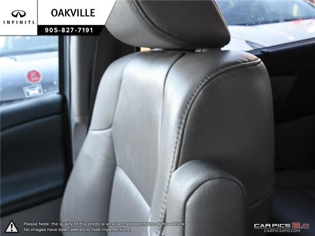 2012 Honda Odyssey Touring (Stk: Q19102A) in Oakville - Image 19 of 20