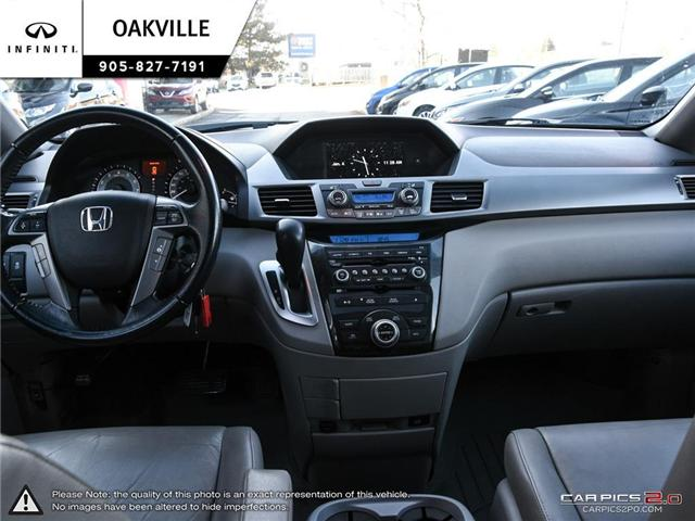 2012 Honda Odyssey Touring (Stk: Q19102A) in Oakville - Image 20 of 20