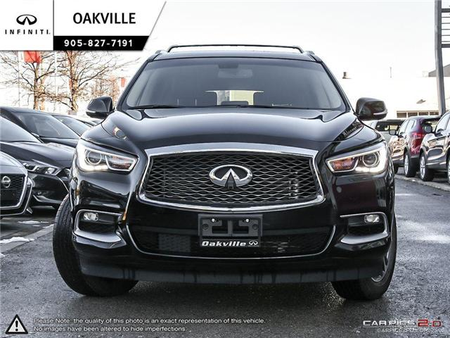 2016 Infiniti QX60 Base (Stk: Q19106A) in Oakville - Image 2 of 20