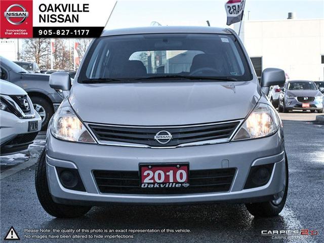 2010 Nissan Versa 1.8SL (Stk: N18769A) in Oakville - Image 2 of 20