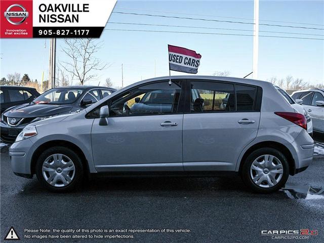 2010 Nissan Versa 1.8SL (Stk: N18769A) in Oakville - Image 3 of 20