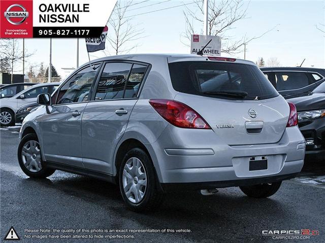 2010 Nissan Versa 1.8SL (Stk: N18769A) in Oakville - Image 4 of 20