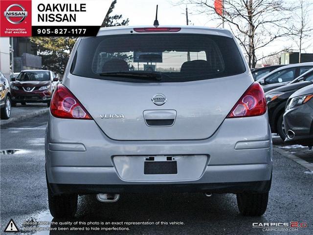 2010 Nissan Versa 1.8SL (Stk: N18769A) in Oakville - Image 5 of 20