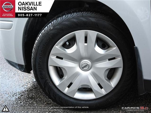2010 Nissan Versa 1.8SL (Stk: N18769A) in Oakville - Image 6 of 20