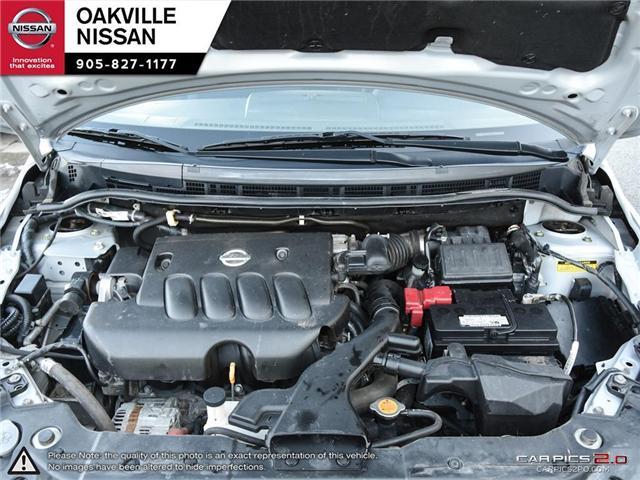 2010 Nissan Versa 1.8SL (Stk: N18769A) in Oakville - Image 8 of 20