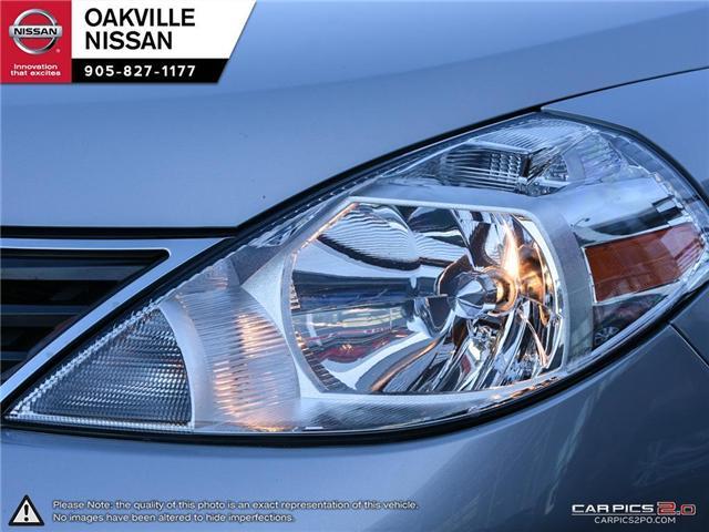 2010 Nissan Versa 1.8SL (Stk: N18769A) in Oakville - Image 9 of 20