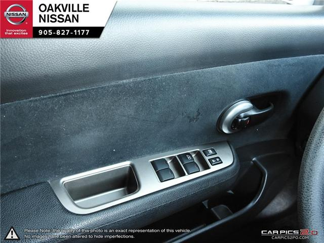2010 Nissan Versa 1.8SL (Stk: N18769A) in Oakville - Image 14 of 20