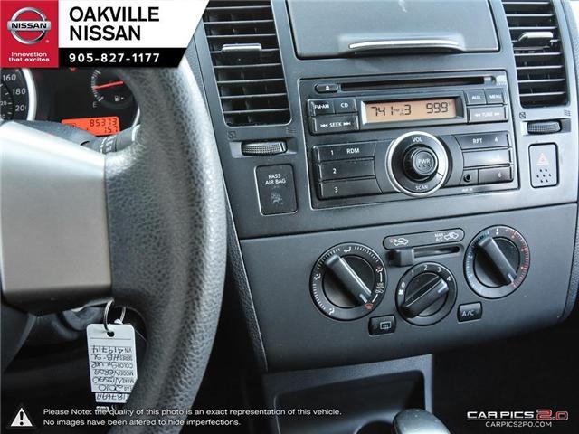 2010 Nissan Versa 1.8SL (Stk: N18769A) in Oakville - Image 16 of 20
